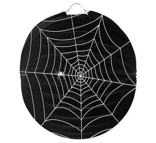 Lampion Spinnenweb - per stuk