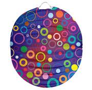 Lampion Disco 22 cm - per stuk