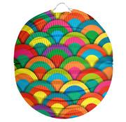 Lampion Cirkels - per stuk