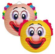 Lampion Clown - per stuk