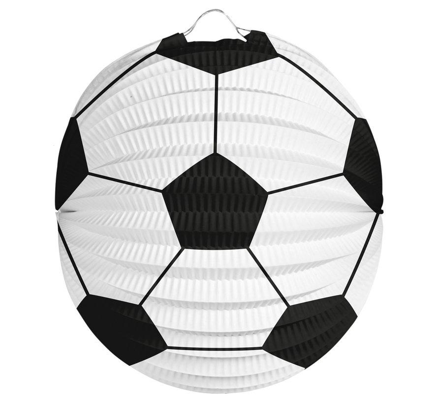 Lampion Voetbal - per stuk