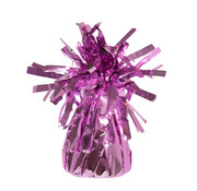Ballon Gewicht Roze - per stuk
