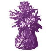 Ballon Gewicht Paars - per stuk