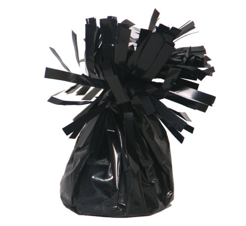 Ballon Gewicht Zwart - per stuk