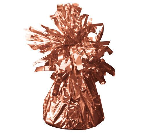 Ballon Gewicht Rose Gold - per stuk