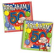 Abraham Servet Explosion - per stuk