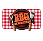 BBQ Deurbord 3D - per stuk