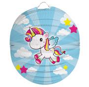 Unicorn Lampion - per stuk