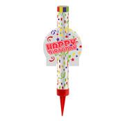 Fontijntjes Happy Birthday - per stuk