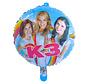 K3 Folieballon 46cm- per stuk