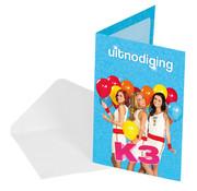 K3 Uitnodigingen - 8 stuks