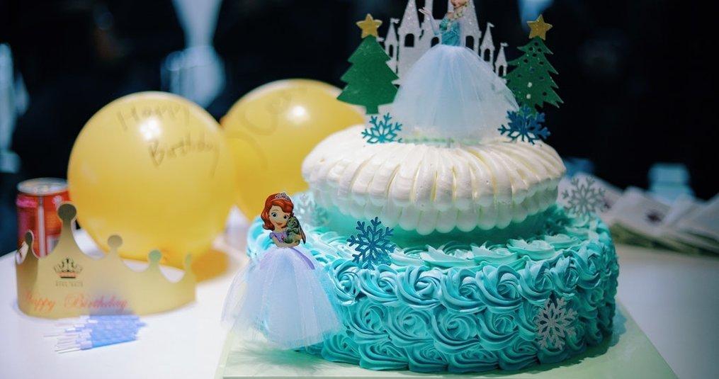 6 x prinsessen versiering voor een prachtig prinsessenfeestje