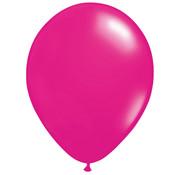 Folatex Ballonnen Magenta 30cm- 100 stuks