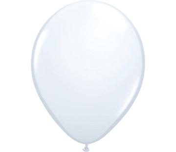 Folatex Ballonnen Wit 30cm - 100 stuks