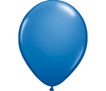 Folatex Ballonnen Donkerblauw 30cm- 100 stuks