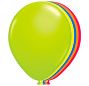 Folatex Ballonnen Neon Assorti - 8 stuks