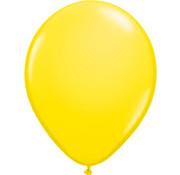 Folatex Ballonnen Geel - 10 stuks