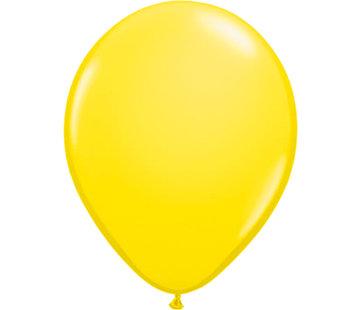 Folatex Ballonnen Geel 30cm - 10 stuks