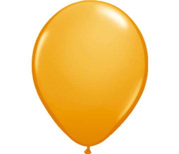 Folatex Ballonnen Oranje 30cm - 10 stuks