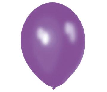 Folatex Ballonnen Paars 30cm - 10 stuks
