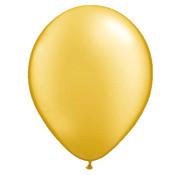Folatex Ballonnen Metallic Goud - 10 stuks