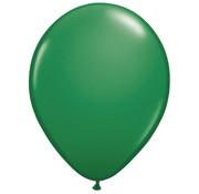 Folatex Ballonnen Metallic Donkergroen - 10 stuks
