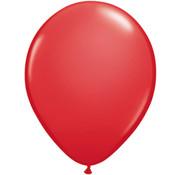 Folatex Ballonnen Metallic Rood - 10 stuks
