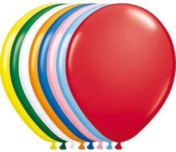 Folatex Ballonnen Metallic Assorti - 10 stuks