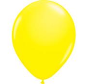 Folatex Ballonnen Neon Geel - 8 stuks