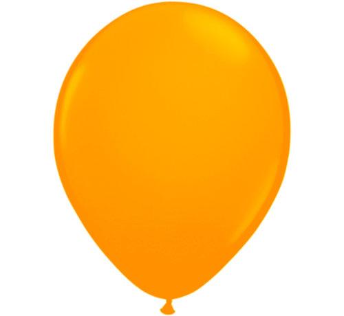 Folatex Ballonnen Neon Oranje 25cm - 8 stuks