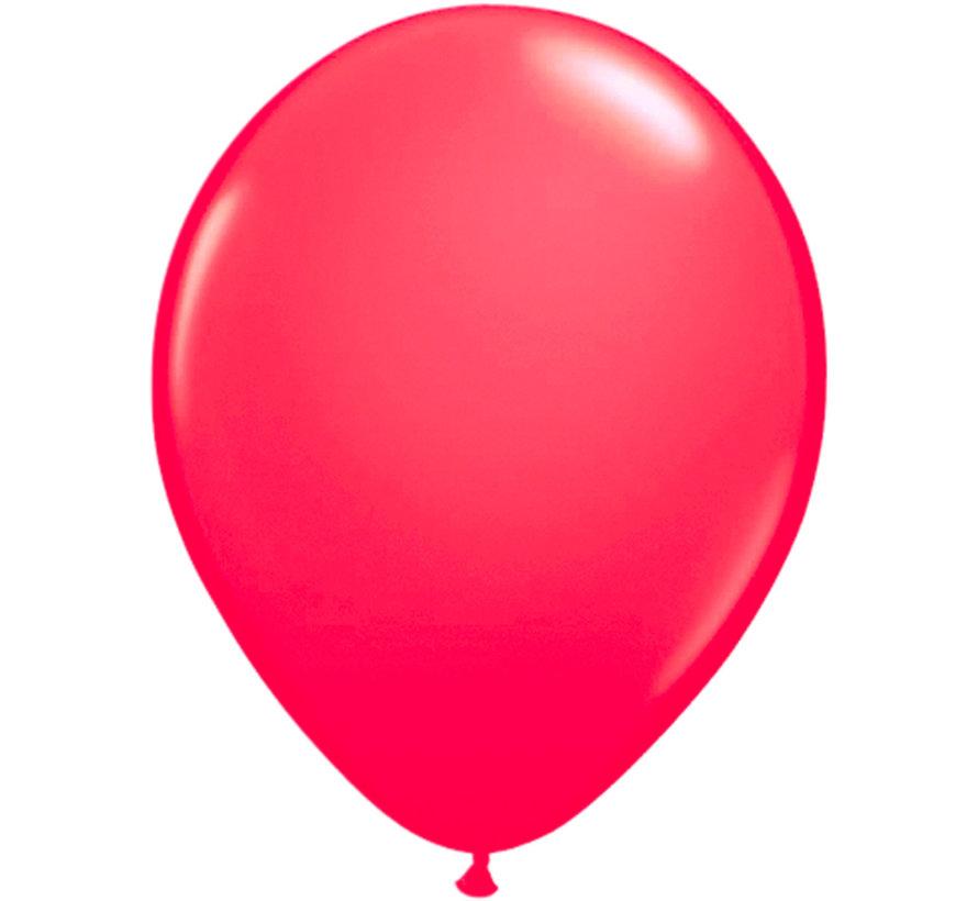 Folatex Ballonnen Neon Roze 25cm - 8 stuks