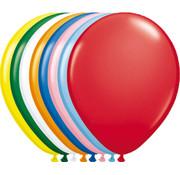 Folatex Metallic Ballonnen Assorti Klein - 20 stuks