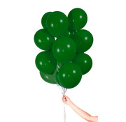 Folatex Metallic Ballonnen Groen - 30 stuks