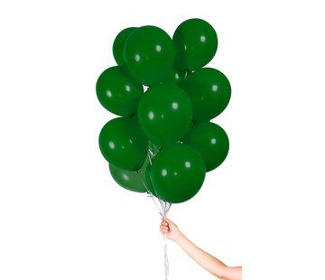 Folatex Metallic Ballonnen Groen 23cm - 30 stuks