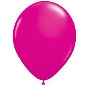 Magenta Ballonnen - 100 stuks