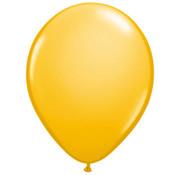 Goldenrod Kleurige Ballonnen - 100 stuks