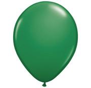 Groene Ballonnen - 100 stuks