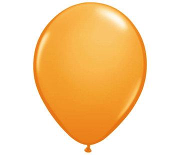 Oranje Ballonnen 28cm - 100 stuks