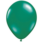 Emerald Groene Metallic Ballonnen - 100 stuks