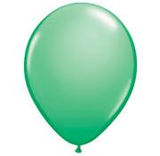 Wintergroene Ballonnen 28cm - 100 stuks