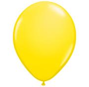 Gele Ballonnen - 100 stuks
