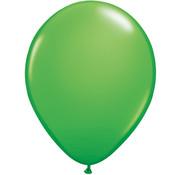 Lentegroene Ballonnen - 100 stuks
