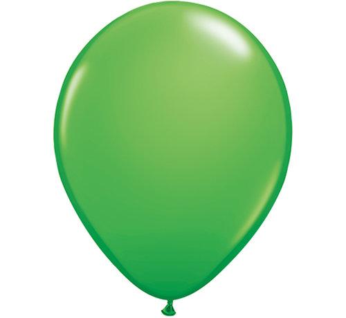 Lentegroene Ballonnen 28cm - 100 stuks