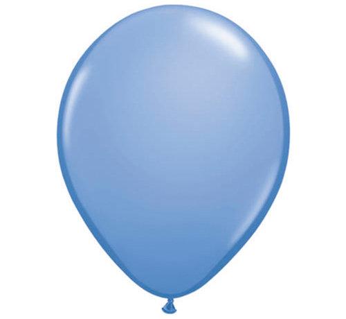 Blauwe Maagdenpalm Ballonnen - 100 stuks