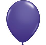 Paarse Violet Ballonnen - 100 stuks