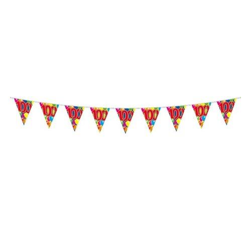 100 jaar vlaggenlijn - 10 meter