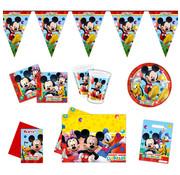 Feestpakket Mickey Mouse - per stuk