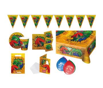 Feestpakket Dino - per stuk