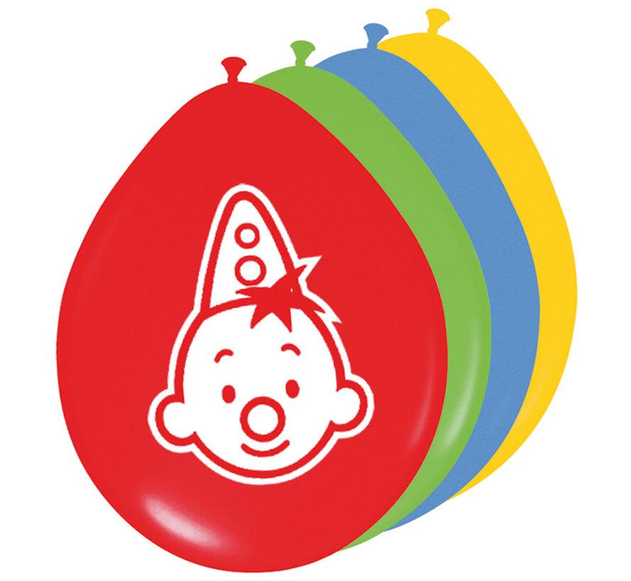 Bumba Ballonnen 30cm - 8 stuks