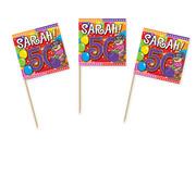 Sarah Feestprikkers - 50 stuks